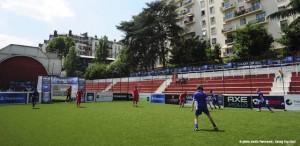 FOOTBALL : Galaxy Cup 2013 - 07/07/2013