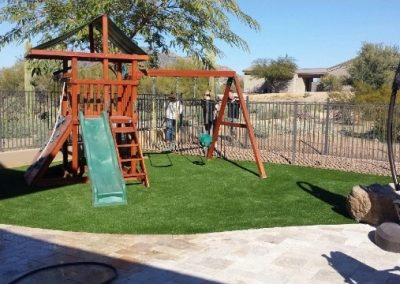 Residential Artificial Turf For Playards
