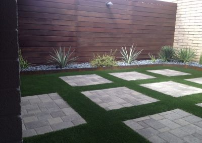 Residential Artificial Turf Unique Installations