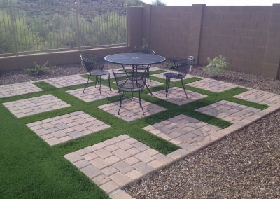 Residential Landscaping Outdoor Living