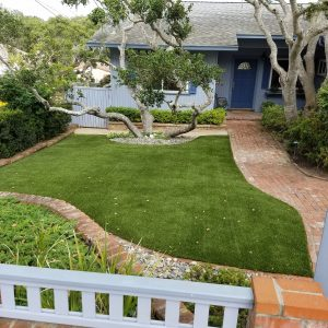 the best artificial turf to install