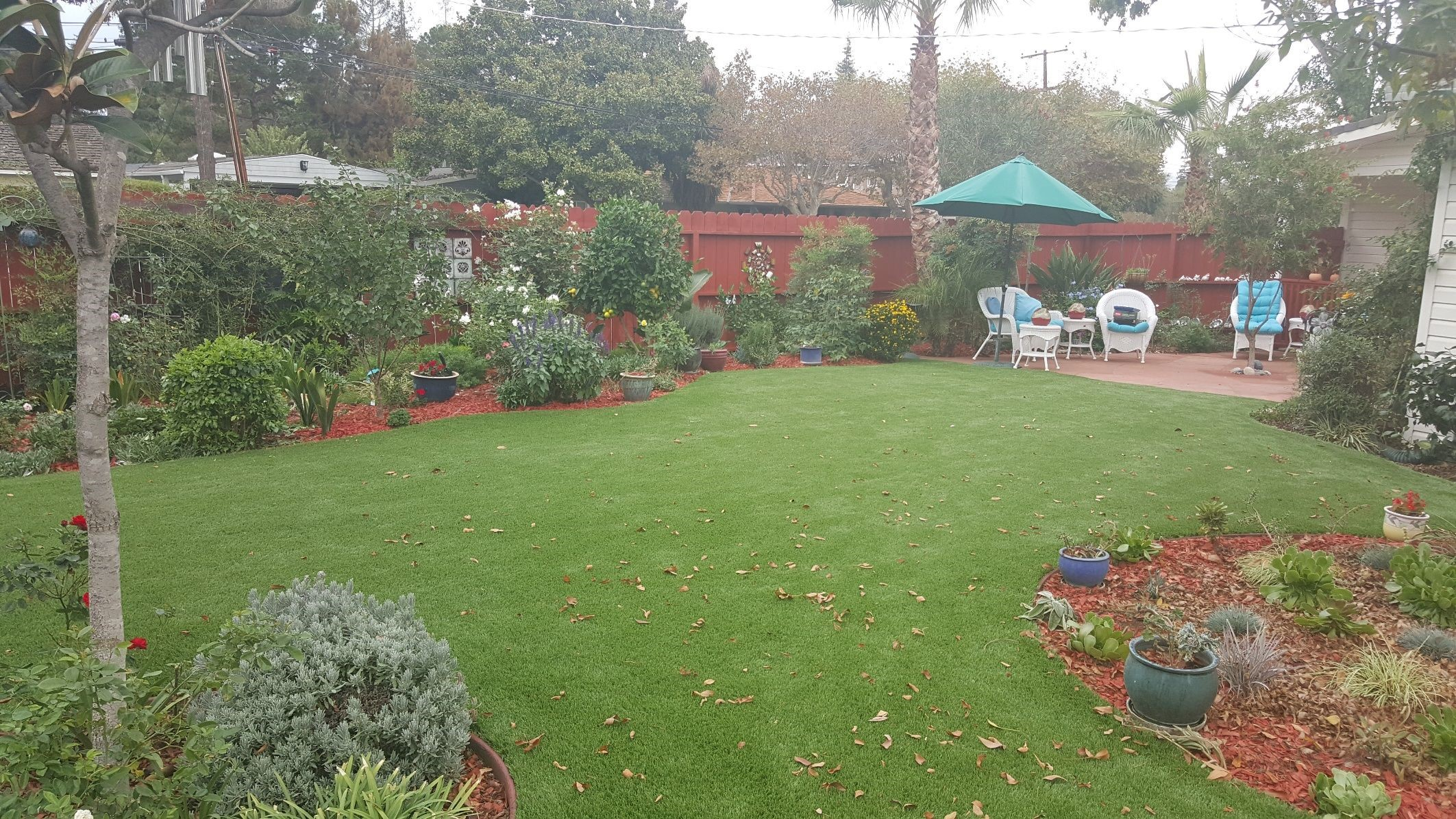 The Choice Between Artificial Grass and Maintaining a Natural Lawn