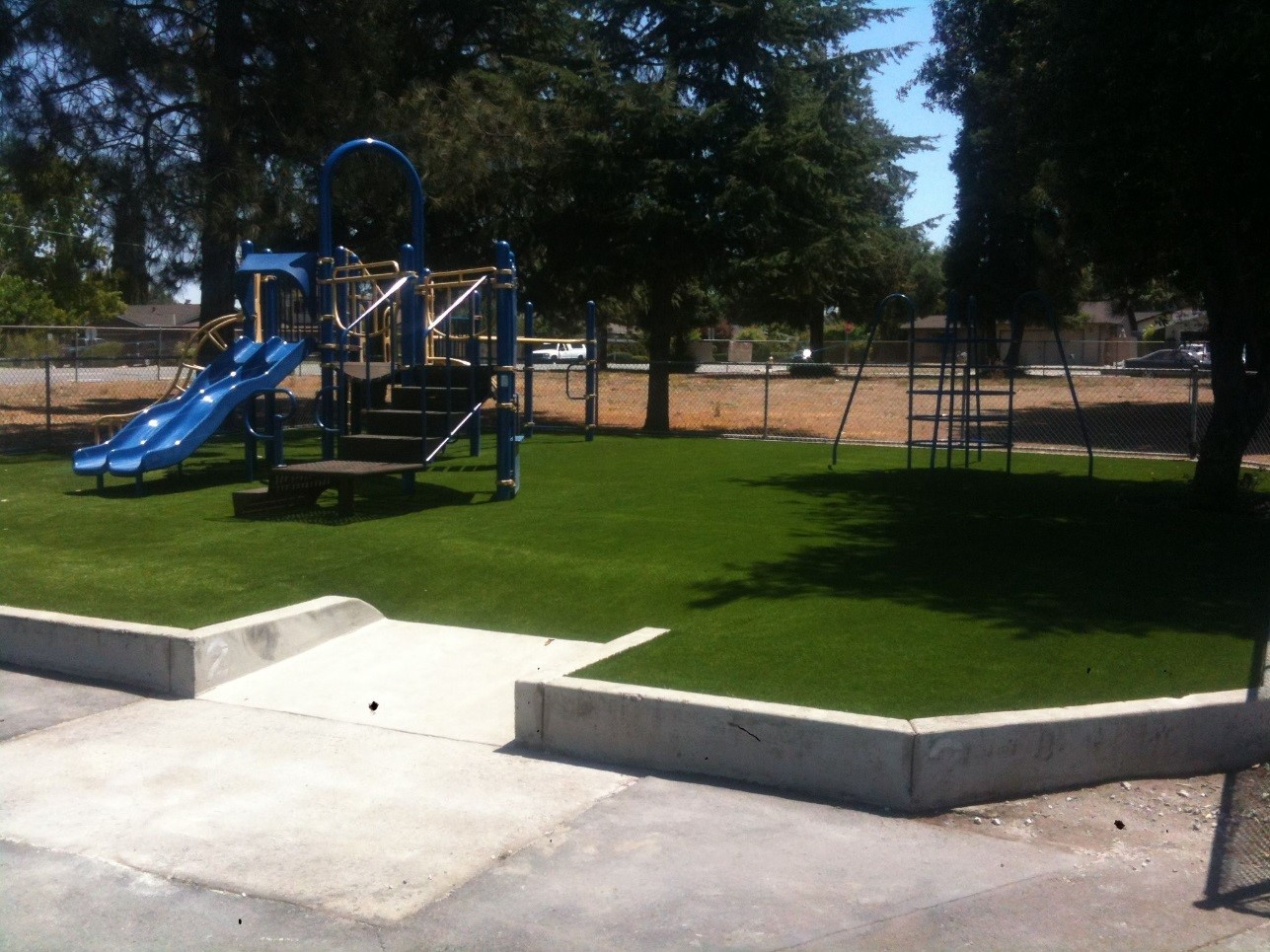 You Can Make Playground Surfaces Much Safer with Artificial Grass