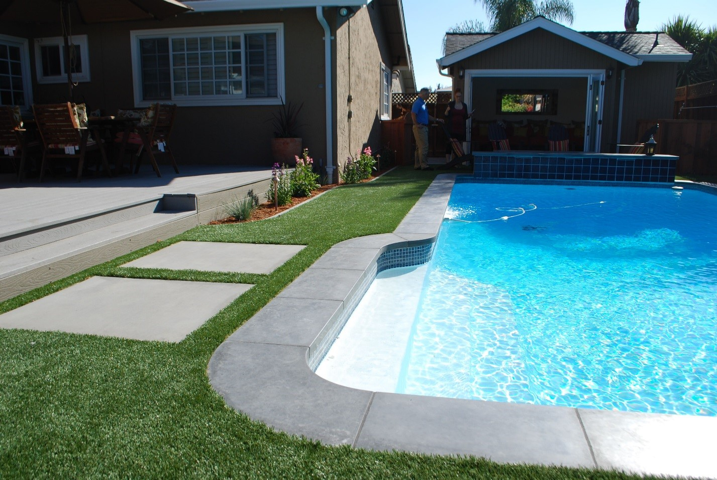Quality Synthetic Grass Systems Can Make Outdoor Spaces