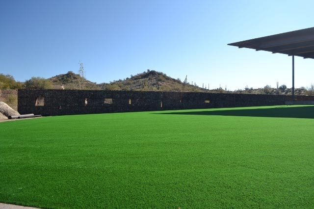 Learn About The Durability Of Synthetic Turf And What It Can Withstand