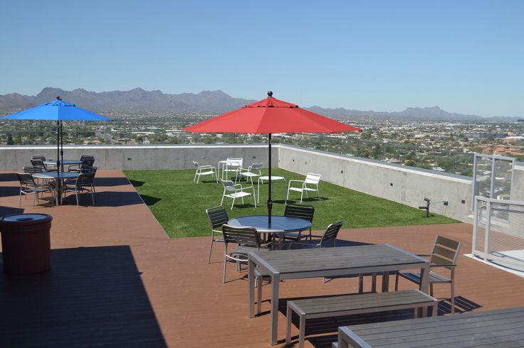 sunburst_landscaping_University_of_Arizona_Rooftop_Environment