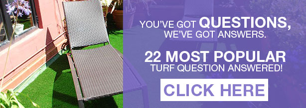 22 questions about artificial grass