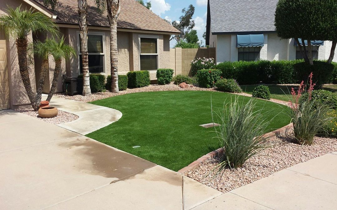 Improve Your Curb Appeal With An Artificial Turf Install