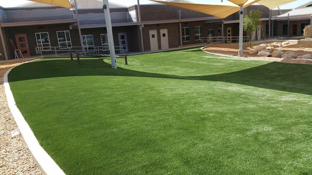 Artificial Turf for Common Areas