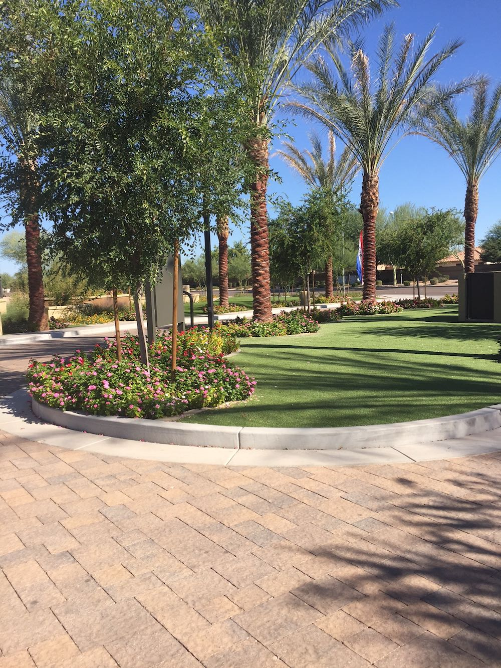 Artificial Grass for Common Areas