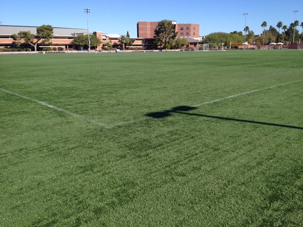 Artificial Turf for Athletic Installations