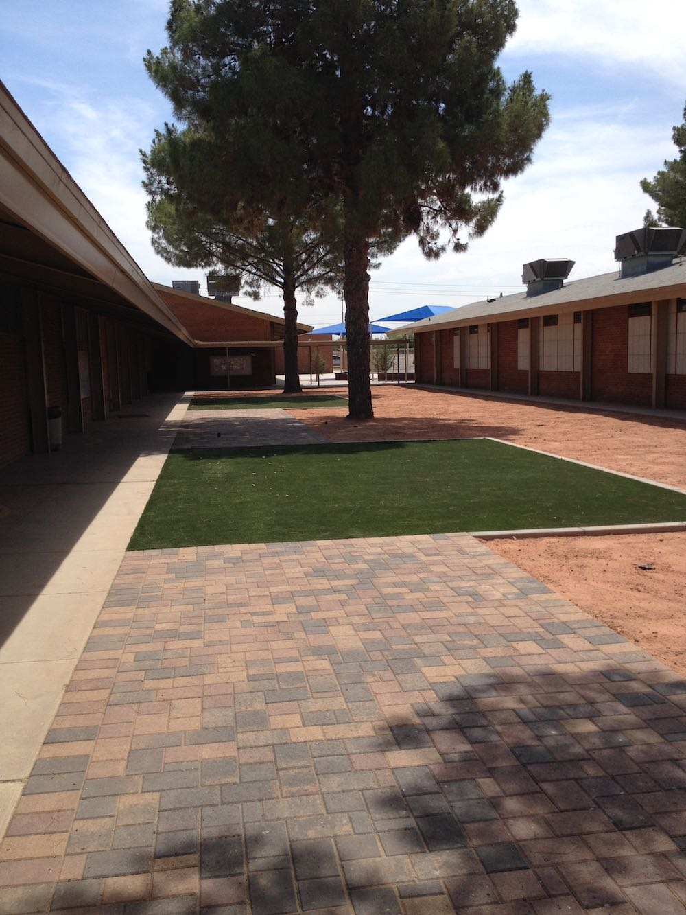 landscaping for schools
