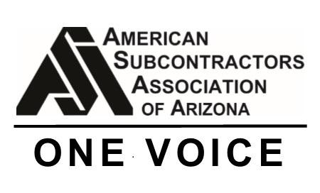 american subcontractors association of arizona