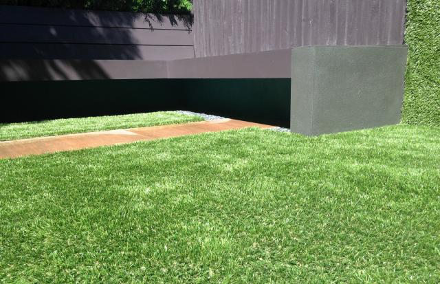 Advantages of Installing Quality Artificial Turf to Improve Your Lawn - image Tips-to-Improve-Your-Property-with-Quality-Evergreen-Artificial-Turf on https://www.sunburstlandscaping.com