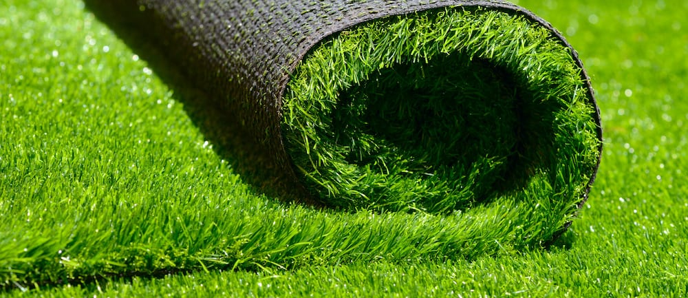 installing artificial grass - you should use a pro